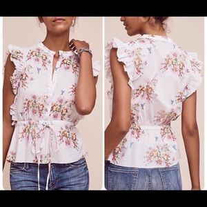 Carolyn K for Anthropologie top
